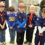 Dog Safety!  Dog Gone Walking Partners With Cub Scouts and Main Line Animal Rescue